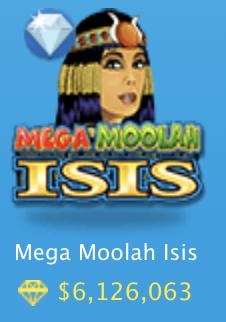 Mega moolahlsis